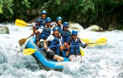 Sobek Bali Rafting, Rafting Experience