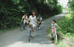 Fun Village Cycling image, Cycling Batur by Sobek Adventure, Bali Cycling
