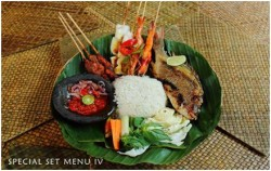 Special Set Menu 4,Bali Restaurants,Ulam Restaurant