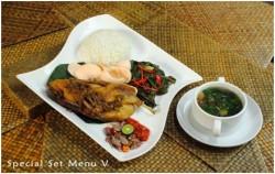 Special Set Menu 5 image, Ulam Restaurant, Bali Restaurants