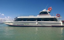 Sri Rejeki Express,Lembongan Fast boats,Sri Rejeki Express