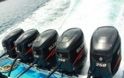 Boat Power Machines image, Marina Srikandi Bali, Gili Islands Transfer