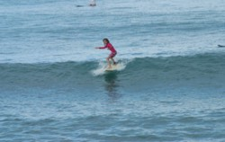 Kid Surfer image, Bali Surfing Lesson, Surf School