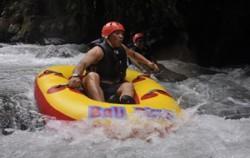 Tubing Adventure image, Bali River Tubing by Quad Adventure, Bali River Tubing