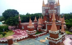 Indonesia of Miniature Park,Jakarta Tour,Indonesia in a minute time