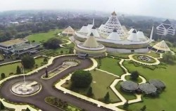 TMII,Jakarta Tour,Indonesia in a minute time