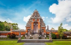 One Day Tour with Water Rafting , Bali Tour Packages, Taman Ayun Temple