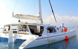 The Waka Cruise,Bali Cruise,The Waka Cruises