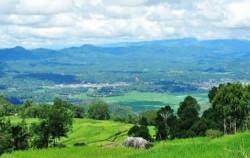 TORAJA CULTURE AND NATURE TOUR  5 Days / 4 Nights, Toraja land at Batutumonga
