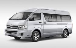 Toyota Hiace,Jakarta Tour,Jakarta Car Charter