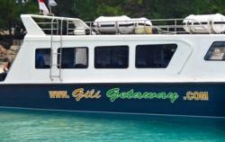 Gili Getaway Boat,Gili Islands Transfer ,Gili Getaway Fast Boat