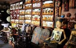 Triwindu Antique Market image, Yogja Selayang Pandang 5 Days 4 Nights, Borobudur Tour