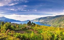 Twin Lake Diatas and Dibawah,Sumatra Adventure,Kerinci Seblat National Park Tour 6 Days 5 Nights