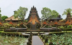 Ubud Palace,Bali Tour Packages,One Day Tour with Spa Treatment