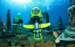 Underwater Scooter,Lembongan Package,Bali Underwater Scooter