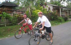Village Cycling,Bali Rafting,Bahama Adventure