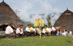 Wae Rebo Peoples,Komodo Adventure,Wae Rebo and Komodo Tours 5 Days 4 Nights