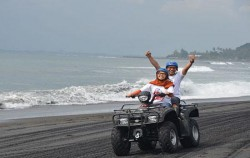 Wake ATV Ride, Bali ATV Ride, Wake ATV Ride Tandem