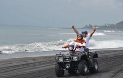 Wake ATV Ride Tandem,Bali ATV Ride,Wake ATV Ride