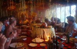 wedding party,Bali Restaurants,Crab House Restaurant
