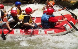 White Water Rafting,Sumatra Adventure,Leuser National Park Trekking 5 Days 4 Nights