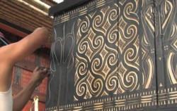 Wood Carving Maker,Toraja Adventure,TORAJA CULTURE AND NATURE TOUR  5 Days / 4 Nights