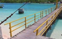 Lembongan  Package by DCamel Fast Boat, Yellow Bridge Lembongan