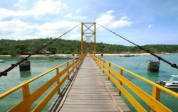Yellow Bridge Lembongan image, One Day Package by Glory Express, Lembongan Package